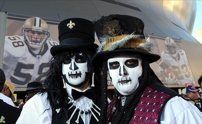 Is Voodoo Coming Back To Bite The New Orleans Saints