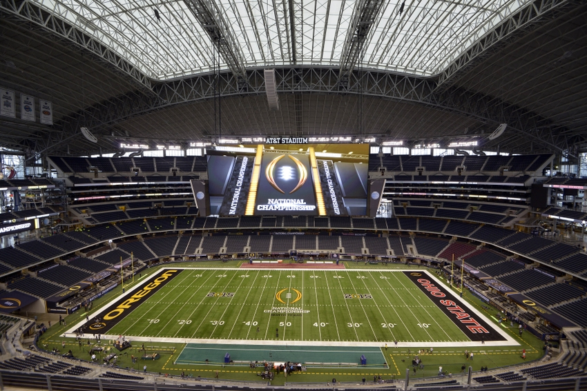 National Championship New Orleans Saints Draft Prospects