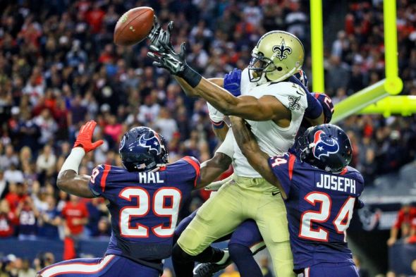 New Orleans Saints WR Brandon Coleman has much to prove