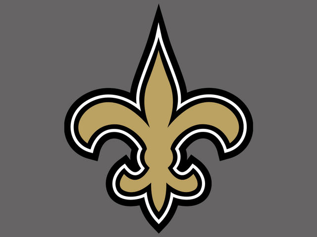New Orleans Saints Logo Football Sport Coloring Pages Printable | 480x640
