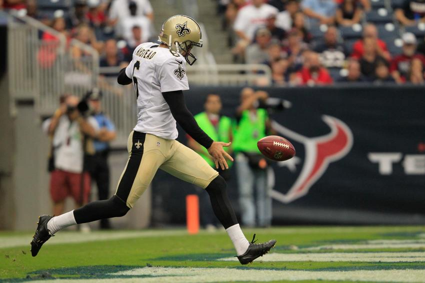 NFL1000 Punter Rankings: Thomas Morstead Out of the Top-20