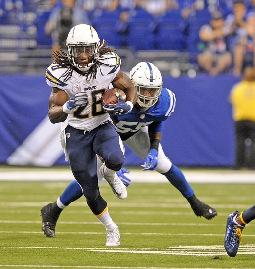 San Diego Chargers Blogs: New Orleans Saints: Key Matchups Vs. San Diego Chargers In