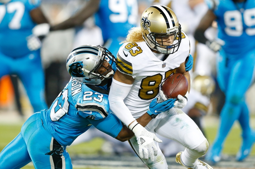 online store 73a40 0e20c Color Rush: The gold lining in the Saints loss to CAR