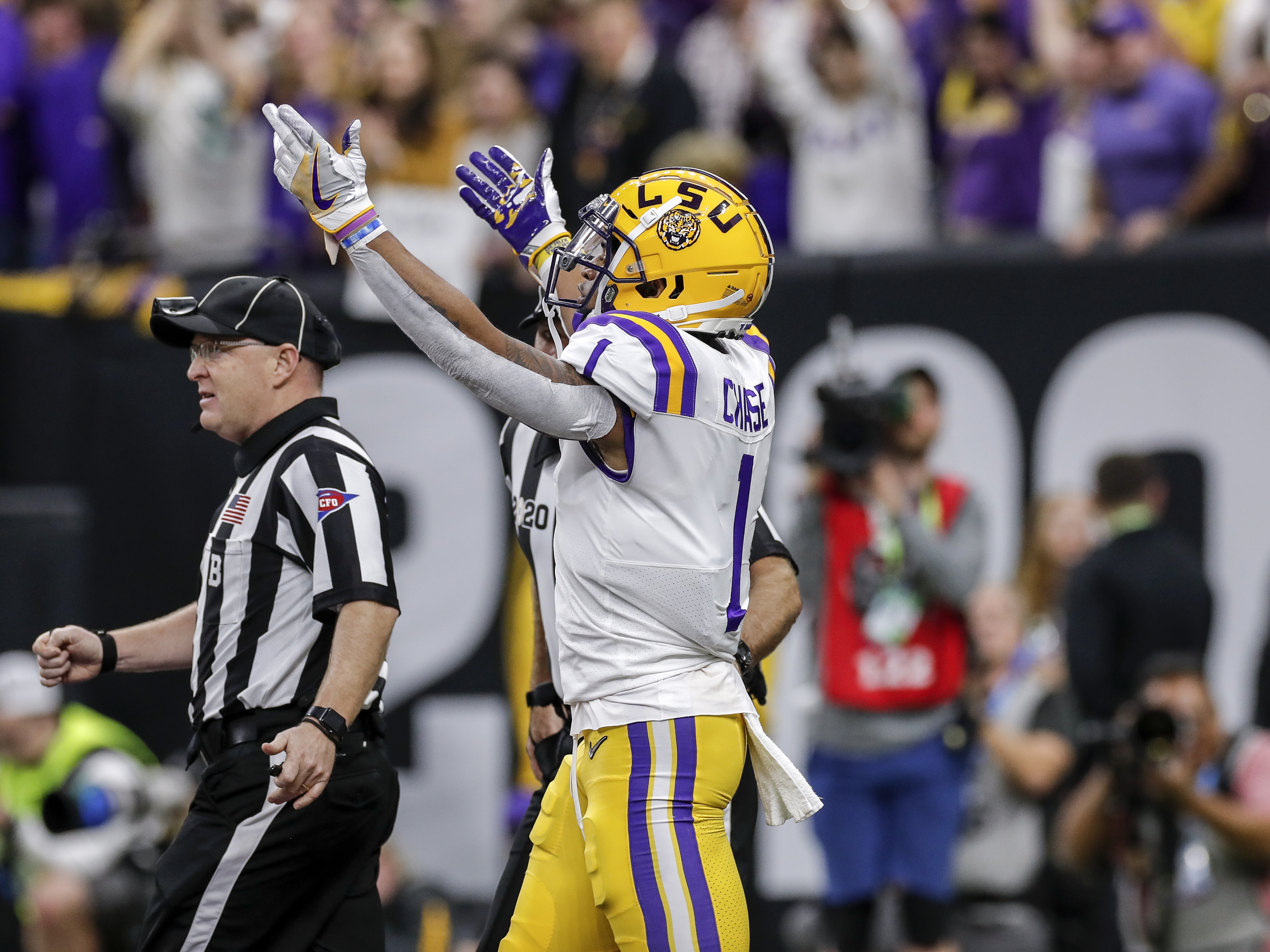 Saints: 2021 is another draft with a loaded wide receiver class