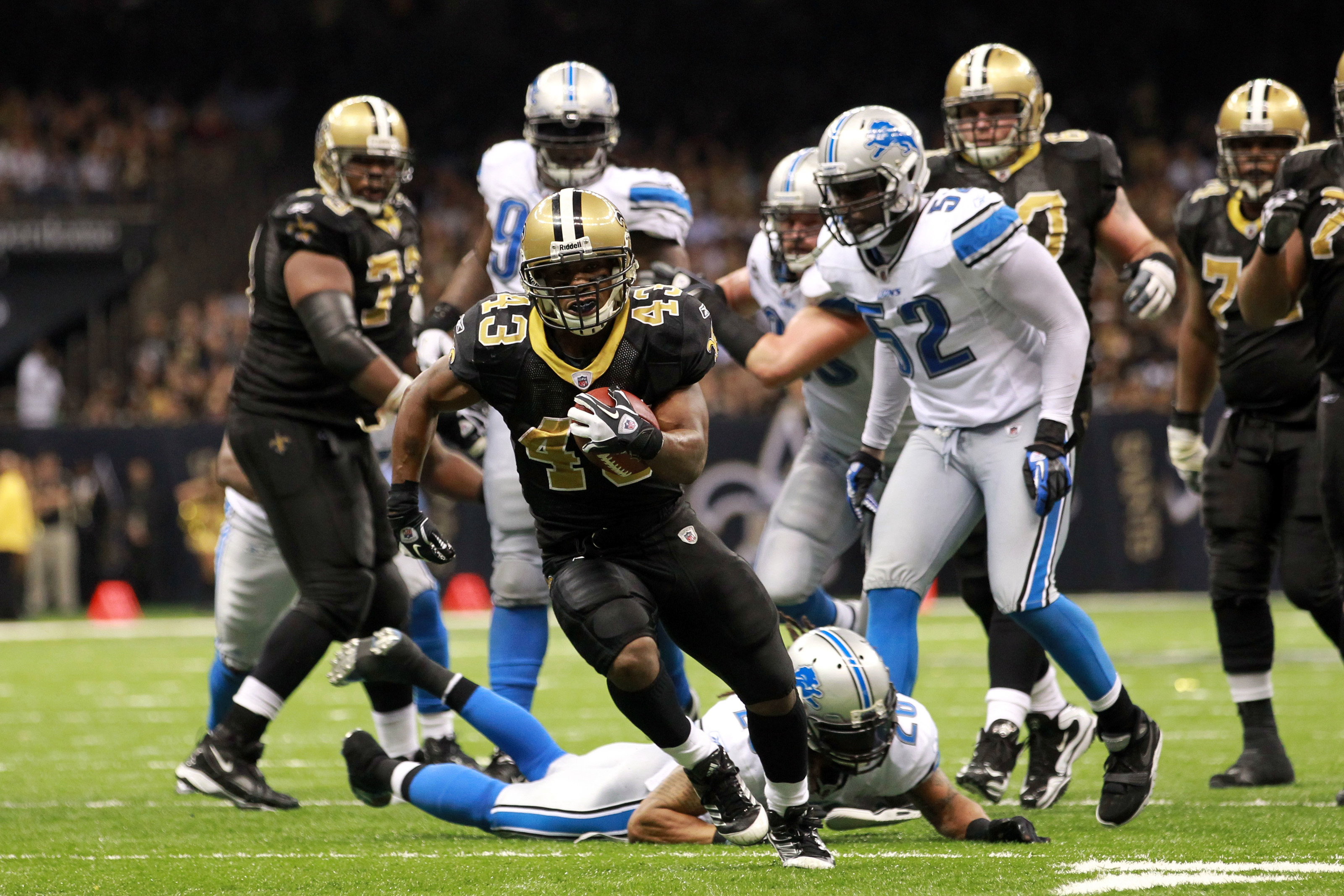 New Orleans Saints: Four players make NFL 2010s All-Decade Team