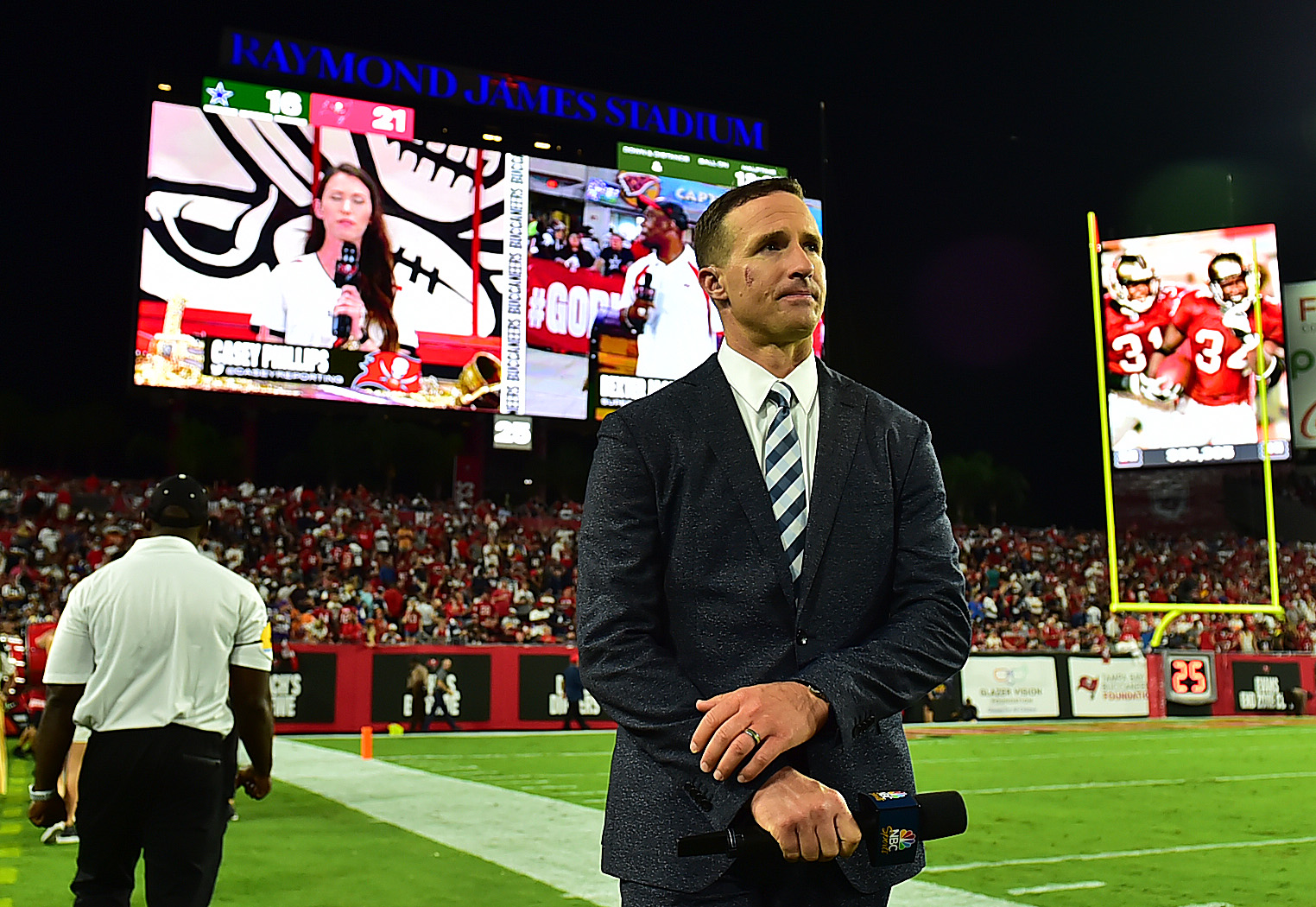 Drew Brees says Saints defense is rolling after Week 3 win