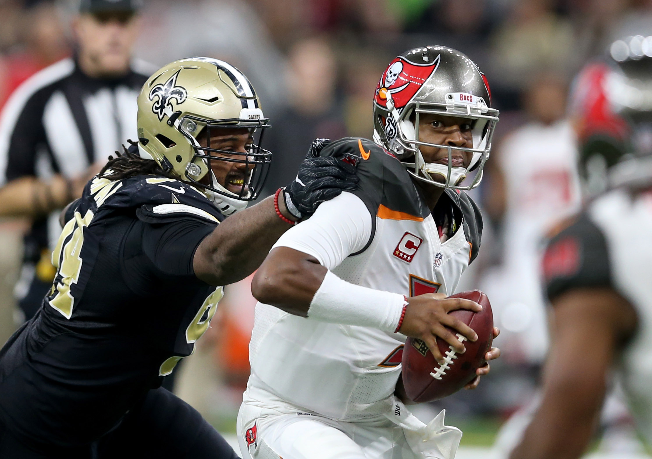 Cameron Jordan snubbed by NFL Network